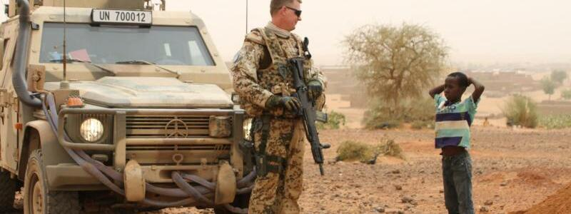 Bundeswehr in Mali - Foto: Kristin Palitza/Archiv