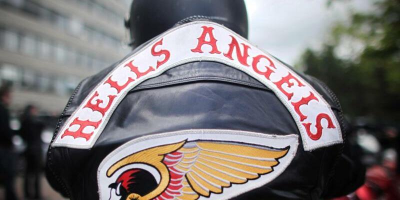 Hells Angels-Mitglied - Foto: Fredrik von Erichsen/Illustration