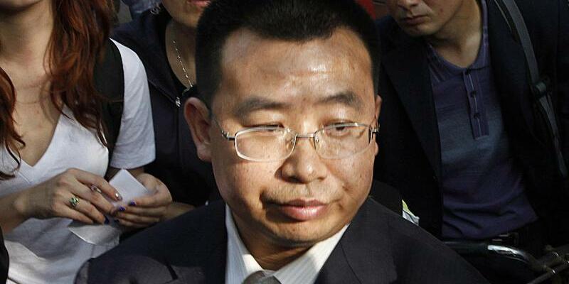 Jiang Tianyong - Foto: Ng Han Guan