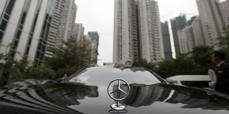 Mercedes-Benz in China - Foto: Kay Nietfeld