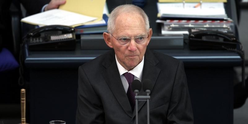 Wolfgang Schäuble am 24.10.2017 - Foto: über dts Nachrichtenagentur