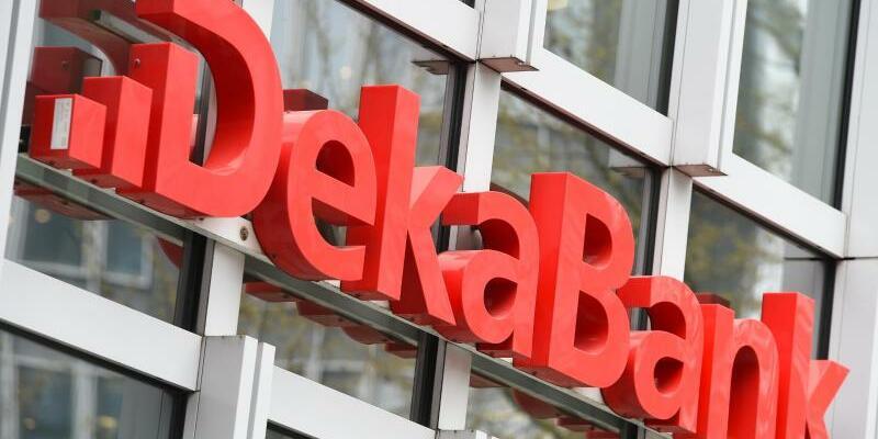 Dekabank in Frankfurt - Foto: Arne Dedert