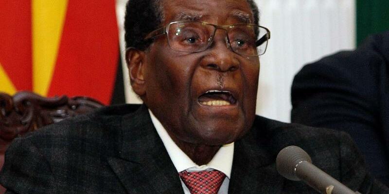 Simbabwes Präsident Robert Mugabe - Foto: Tsvangirayi Mukwazhi