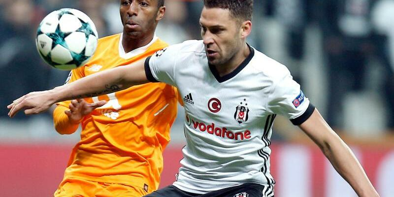 Besiktas Istanbul - FC Porto - Foto: Lefteris Pitarakis