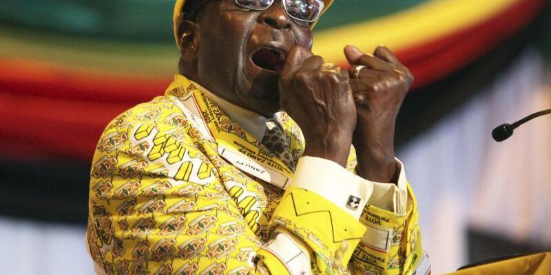 Robert Mugabe - Foto: Tsvangirayi Mukwazhi
