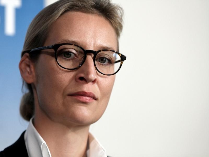 Alice Weidel - Foto: über dts Nachrichtenagentur