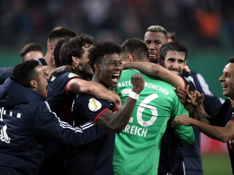 FC-Bayern-Spieler im DFB-Pokal - Foto: über dts Nachrichtenagentur