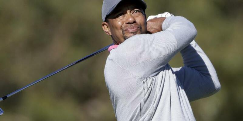 Tiger Woods - Foto: Gregory Bull
