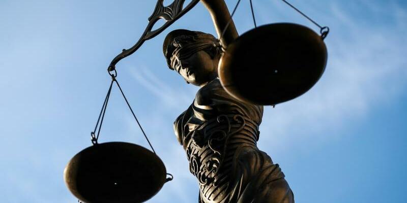 Justitia - Foto: David-Wolfgang Ebener