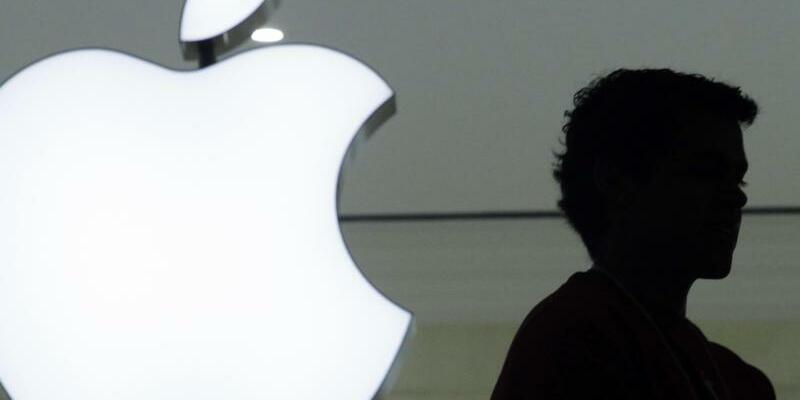 Apple-Logo - Foto: Mark Lennihan