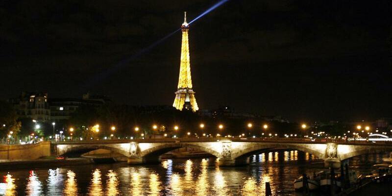 Eiffelturm in Paris - Foto: Wolfgang Kumm/Symbolbild