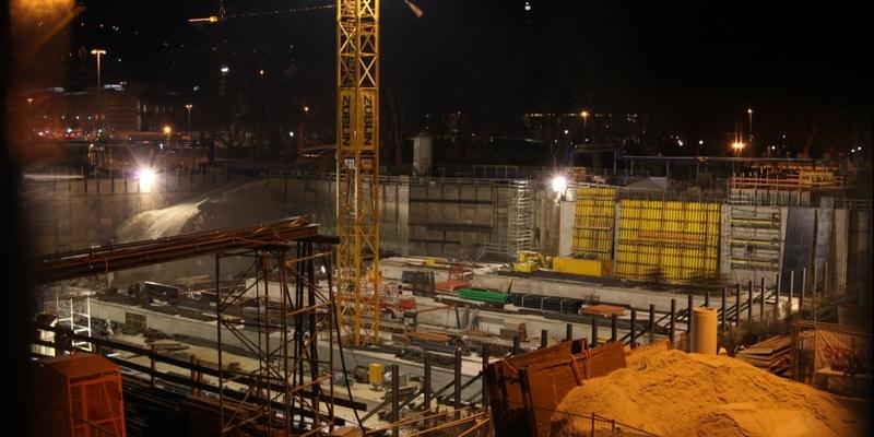 Stuttgart-21-Baustelle am Stuttgarter Hauptbahnhof - Foto: über dts Nachrichtenagentur