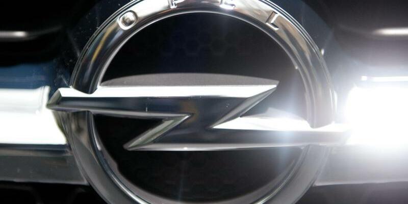 Opel-Logo - Foto: Robert Schlesinger/Symbolbild