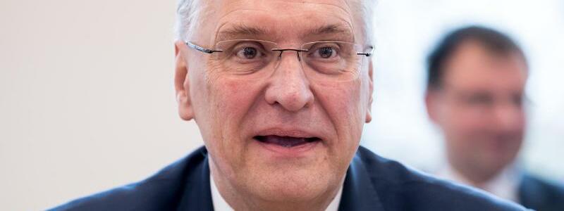 Joachim Herrmann - Foto: Sven Hoppe