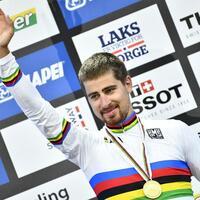 Rad-Weltmeister - Foto: Yorick Jansens/BELGA