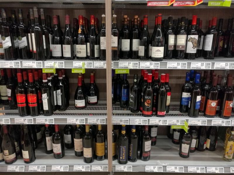 Rotwein - Foto: über dts Nachrichtenagentur