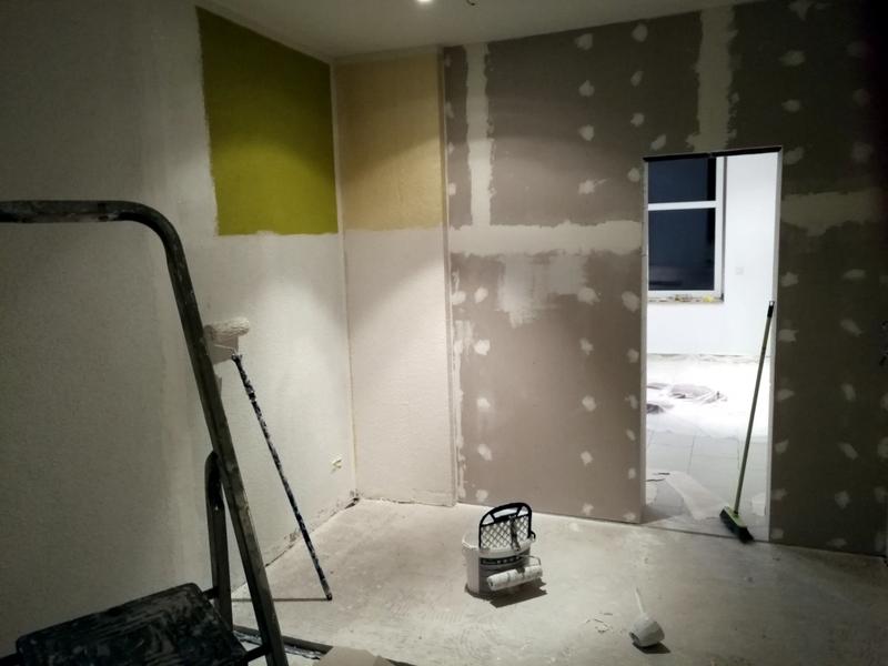 Umbau einer Wohnung - Foto: über dts Nachrichtenagentur