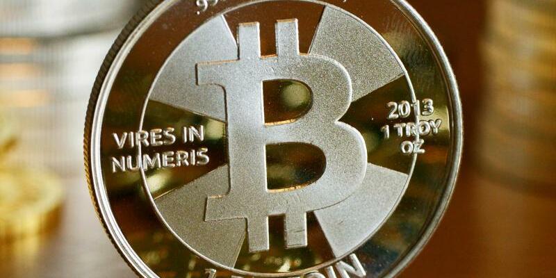 Bitcoin - Foto: Jens Kalaene