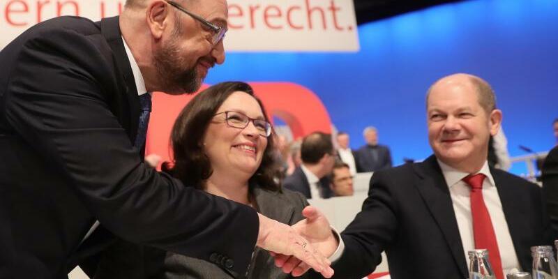 Bundesparteitag der SPD - Foto: Michael Kappeler