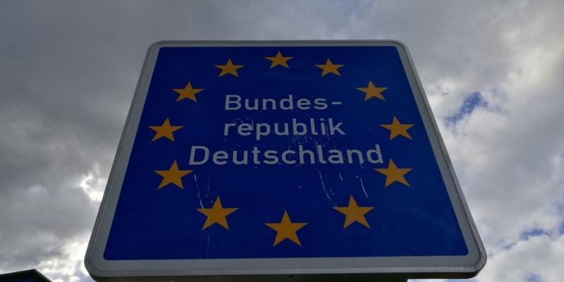 Grenzmarkierung - Foto: über dts Nachrichtenagentur