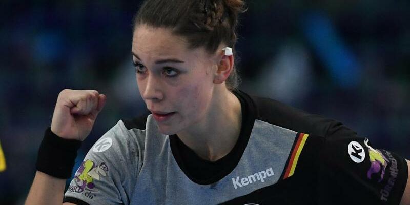Emily Bölk - Foto: Hendrik Schmidt