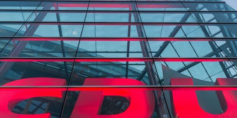 CDU - Foto: Silas Stein