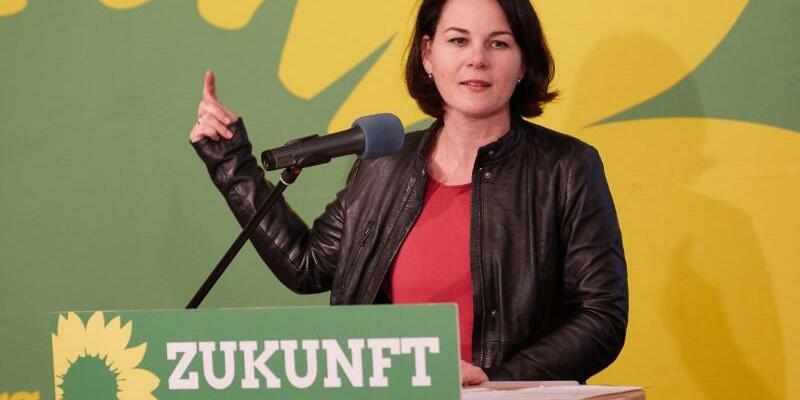 Abgeordnete Annalena Baerbock - Foto: Georg Wendt