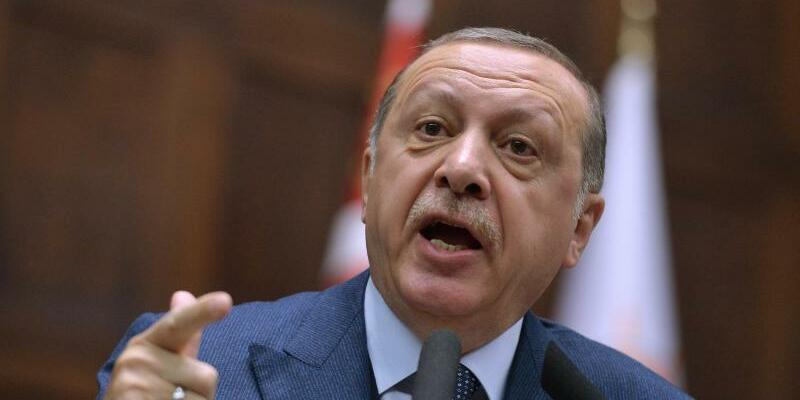 Recep Tayyip Erdogan - Foto: Depo Photos
