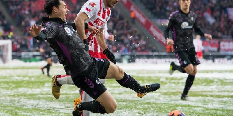 1. FC Köln - SC Freiburg - Foto: Guido Kirchner