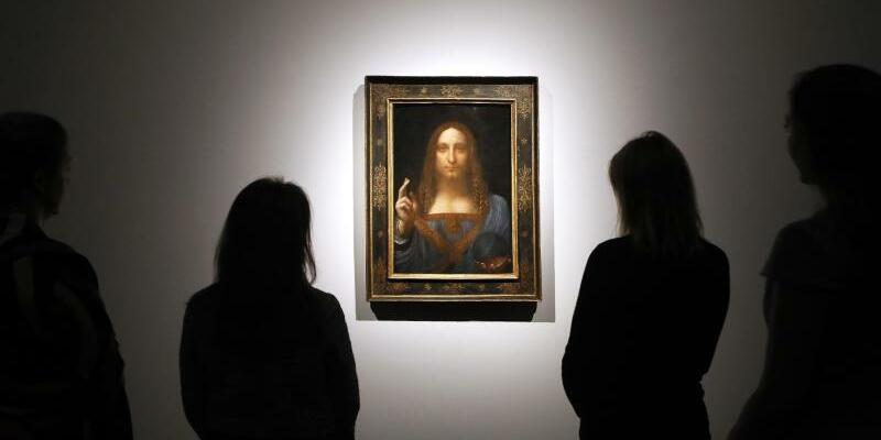 Leonardo da Vinci - Foto: Kirsty Wigglesworth