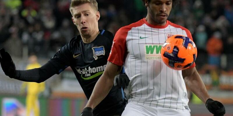 FC Augsburg - Hertha BSC - Foto: Stefan Puchner