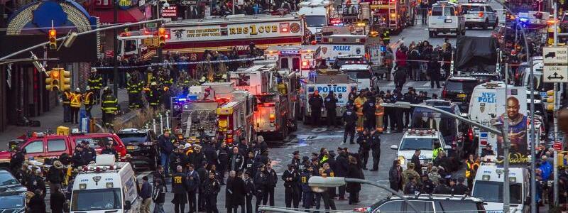 Explosion in New York - Foto: Andres Kudacki