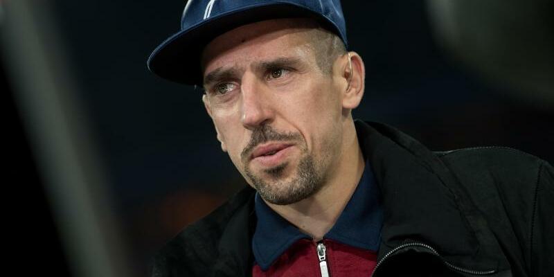 Franck Ribéry - Foto: Sven Hoppe