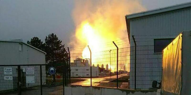 Gasexplosion in Niederösterreich - Foto: Einsatzreport