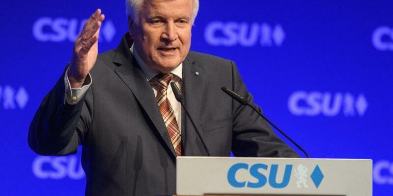 CSU-Parteitag - Foto: Matthias Balk