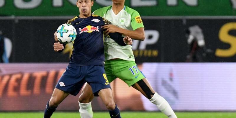 VfL Wolfsburg - RB Leipzig - Foto: Peter Steffen
