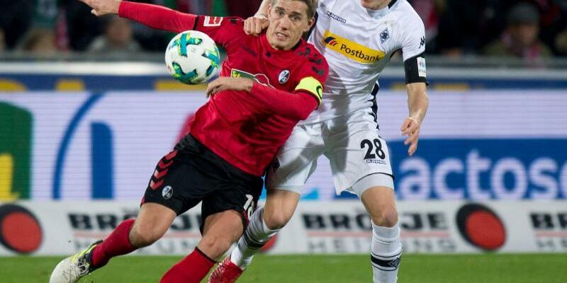 SC Freiburg - BorussiaMönchengladbach - Foto: Steffen Schmidt