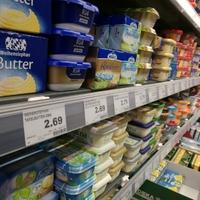 Butter in einem Supermarkt - Foto: über dts Nachrichtenagentur