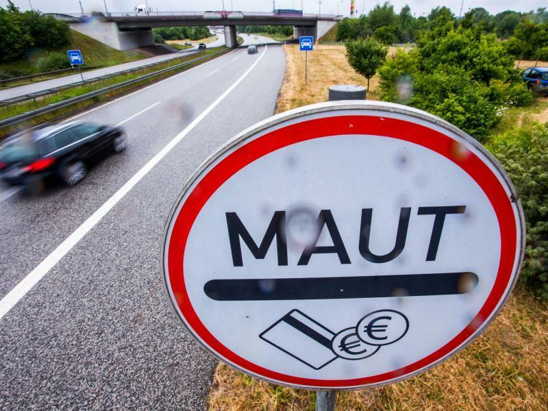 Pkw-Maut - Foto: Jens Büttner/Archiv