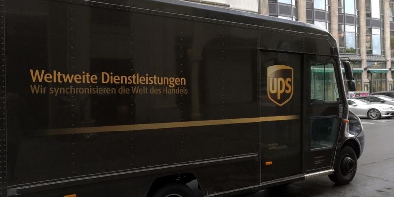 UPS-Paketdienst - Foto: über dts Nachrichtenagentur