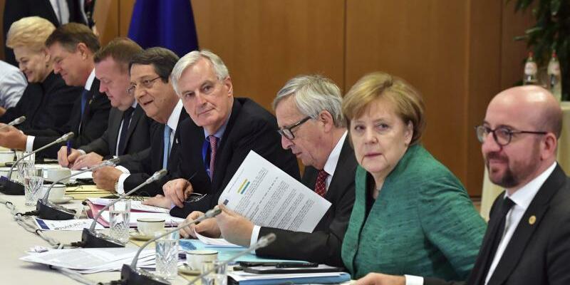 EU-Gipfel - Foto: Geert Vanden Wijngaert