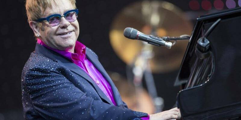 Elton John - Foto: Florian Schuh