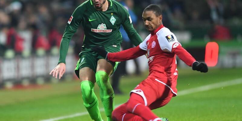 Werder Bremen - 1. FSV Mainz 05 - Foto: Carmen Jaspersen