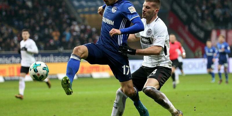Eintracht Frankfurt - FC Schalke 04 - Foto: Hasan Bratic