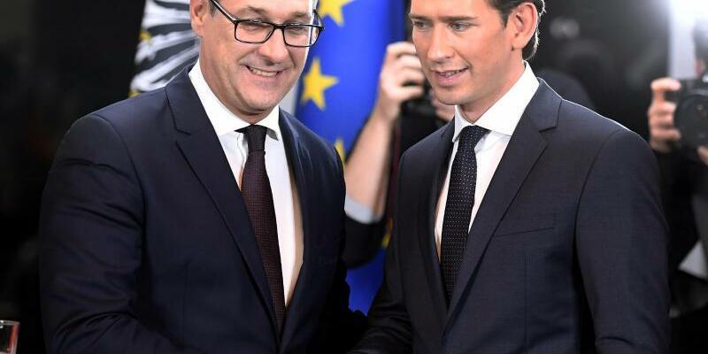 ÖVP-FPÖ-Bündnis - Foto: Roland Schlager