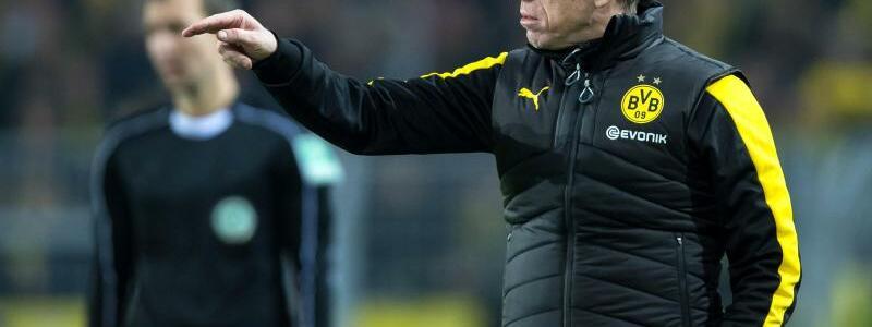 BVB-Coach - Foto: Guido Kirchner
