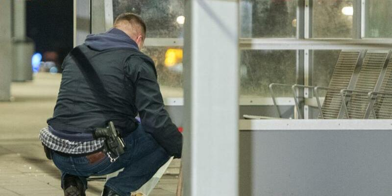 Explosion auf S-Bahnhof Veddel - Foto: Daniel Bockwoldt