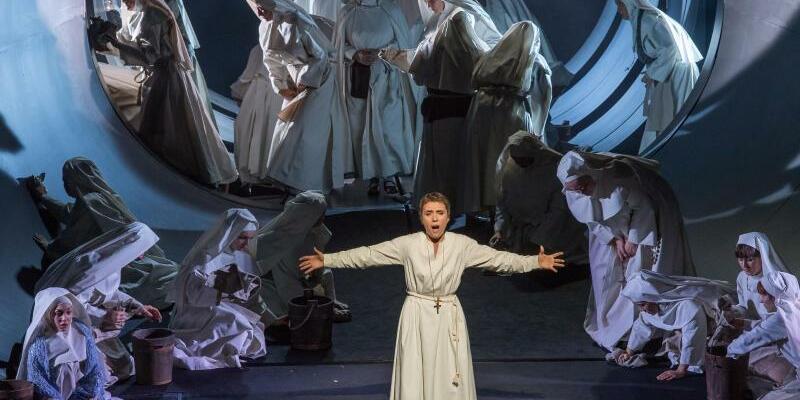 Puccinis Il Trittico - Foto: Peter Kneffel