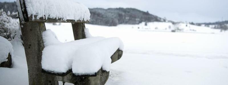 Winter in der Schweiz - Foto: Peter Schneider