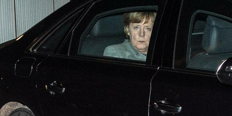 Angela Merkel - Foto: Paul Zinken